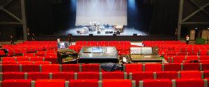L'agence web Pixeldorado vient de refondre le nouveau site internet du Palais des Congrès de Montélimar dans la Drôme.