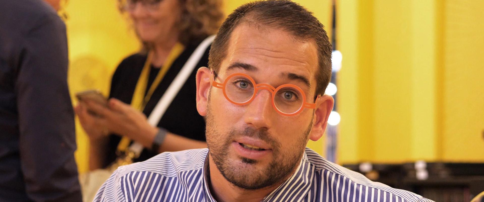 Interview vidéos dans le cadre du SILMO Paris.