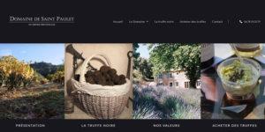 Création de site internet par Pixeldorado agence de com à Valence et Montélimar dans la Drôme