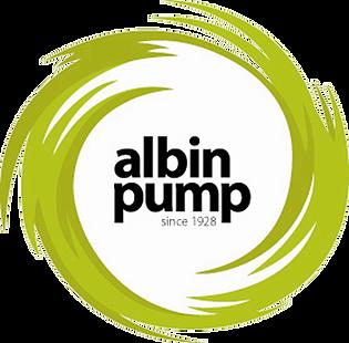 Création du site internet d'Albin Pump à Montélimar