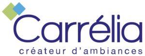 Conception du site e-commerce de Carrelia à Ancône près de Montélimar.