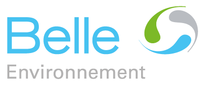 Création du site internet de Belle Environnement, spécialiste de la gestion des eaux.