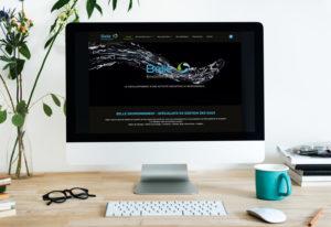 Création du site internet de Belle Environnement par Pixeldorado, agence de communication digitale à Montélimar et Valence dans la Drôme.
