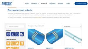 Création de site e-commerce dans la Drôme par Pixeldorado agence de communication digitale à Montélimar